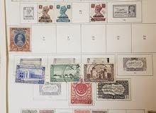 طوابع باكستان.  Pakistan old stamps