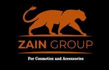 شركه zain group للميك أب