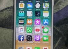ايفون 6 مستخدم قليل ونضيف