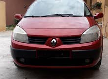 Manual Maroon Renault 2005 for sale