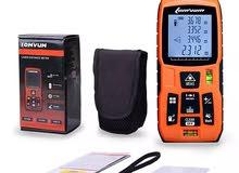 جهاز قياس مسافات ومساحة  لليزري