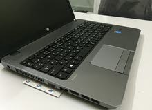 HP PROBOOK 450 G2 كور i7 جيل رابع رمات :8 هارد 1TB للعمل الشاق كالزيرو