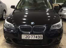 km mileage BMW 520 for sale
