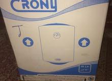 سخّان ماء سعودي مواصفات ممتازة - 50 لتر  - جديد للبيع