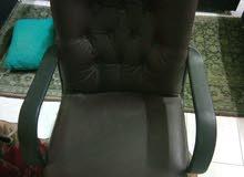 2كرسي مكتب ظهر عالي استعمال خفيف جدا سعر لقطة