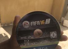 قرص FIFA16 عربيه للبيع او مراوس