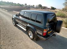 Toyota Land Cruiser 1997 For sale - Green color