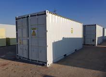 حاويات مستعمله للبيع ( كونتينر ) في عمان