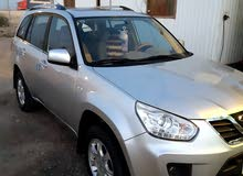 Automatic Grey Chery 2014 for sale