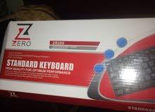 كيبورد زيرو كمبيوتر keyboard zero