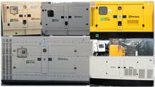 UK made diesel generator for sale