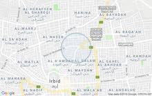 محلات تجارية للضمان الموقع اربد المجمع الشمالى