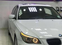 BMW 525 car for sale 2008 in Muscat city