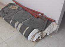 خيمة عمودين للبيع 700 ريال