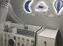 وناسات غرف اطفال