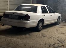 Gasoline Fuel/Power   Ford Crown Victoria 2003