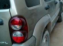 Gasoline Fuel/Power   Jeep Liberty 2005