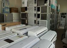 بيع وشراء واستبدال المكيفات والأجهزةالكهربيةالمستعملة مع التوصيل 0541531318