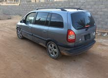 Used condition Opel Zafira 2004 with 0 km mileage