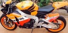 Used Honda motorbike in Jeddah