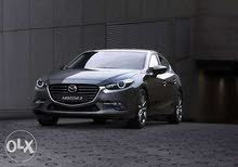 Mazda 3 2019 for rent