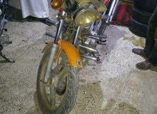 2 دراجة ناريه