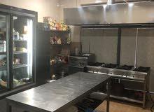 مطبخ مركزي صغير للبيع