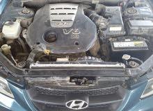 هونداي سوناتا 2007   كمبيو والمحرك مشاء الله   للبيع