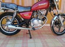 Suzuki motorbike made in 2013 for sale