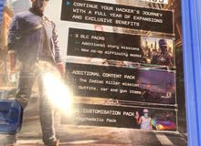 WATCH DOGS 2 (PS4) ONLY 2 DAYS USED EXCELLENT CONDITION