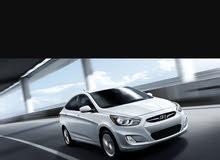 Silver Hyundai Accent 2014 for sale