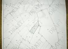 قطعة ارض مميزة لقطة للبيع