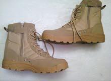 حذاء عسكري للبيع