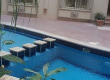 استلام فوري شقة 95م في كمبوند بطريق عربيا الكورنيش امام الهيلتون بلازا عقد اخضر