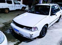 For sale Hyundai Excel car in Port Said