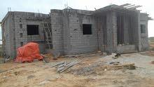 استراحة / منزل للبيع في منطقة سيدي الصيد بترهونة