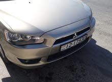 Used condition Mitsubishi Lancer 2009 with  km mileage