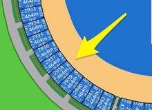 ارض للبيع في صباح الاحمد البحرية المرحلة الرابعة c رقم القسيمة 2938