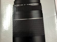 Contact the owner and own a New  Lenses