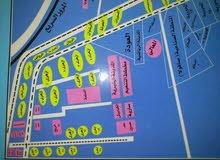 للبيع قطعة أرض 352م الأزهري مربع 27