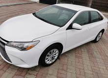 Toyota Camry car for sale 2016 in Al Batinah city