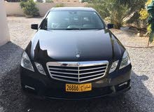 For sale 2011 Black E550