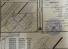ارض علي الشارع مباشرا بالفليج 2