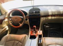 120,000 - 129,999 km mileage Mercedes Benz E 240 for sale