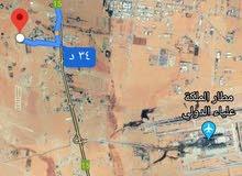 ارض للبيع بالقرب من مطار الملكة علياء الدولي