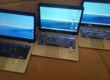 عدد 3 اجهزة لابتوب HP