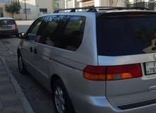Honda Odyssey 2003 For sale - Silver color