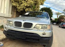 Used condition BMW X5 2003 with 160,000 - 169,999 km mileage