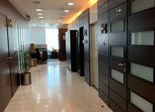 for rent luxury office 300 m or 600m in Kuwait city للايجار مكتب 300م أو 600 م فى العاصمة