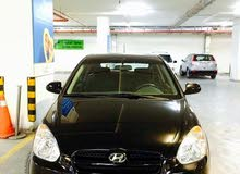 Hyundai Accent car for sale 2010 in Amman city